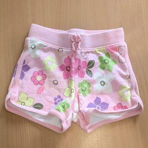 OshKosh floral cotton shorts